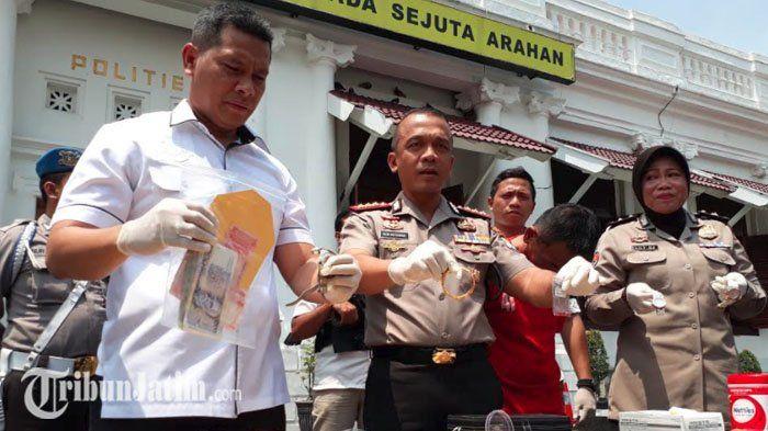 Gendam Pembantu di Surabaya hingga Gondol Harta Majikan, Tersangka Ngaku Belajar dari Sini