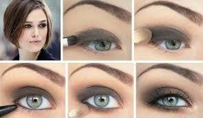 Bilderesultat for makeup grønne øyne