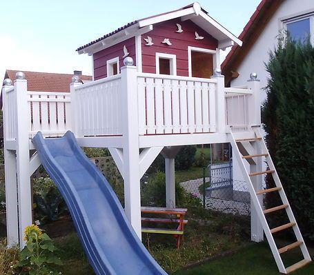 25 b sta id erna om kinder gartenhaus p pinterest kinderhaus holz kletterturm och kinder. Black Bedroom Furniture Sets. Home Design Ideas