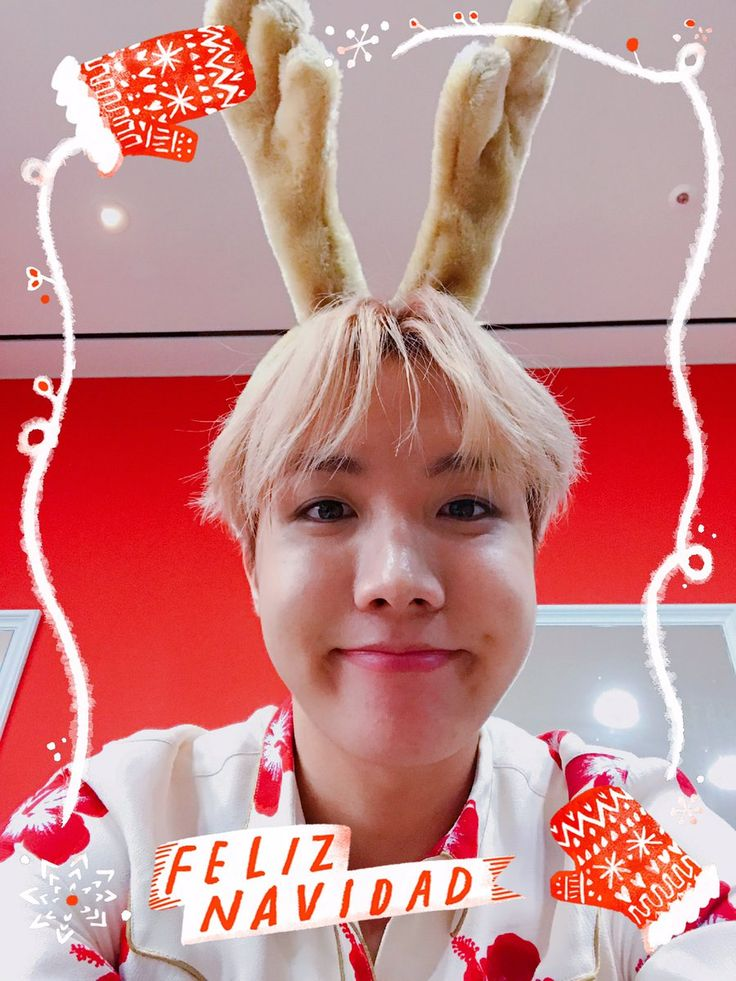 Merry Christmas J-hope