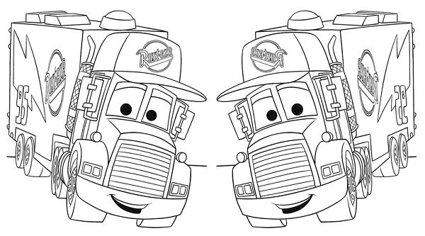 cars coloring pages games kids - photo#23
