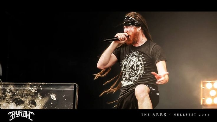 THE ARRS - Hellfest 2013 #thearrs #hellfest