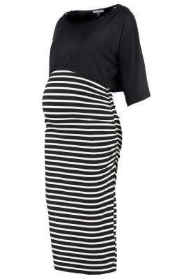 Köp Envie de Fraise SET CAROLLE - Jerseyklänning - black/off white för 449,00 kr (2016-12-10) fraktfritt på Zalando.se