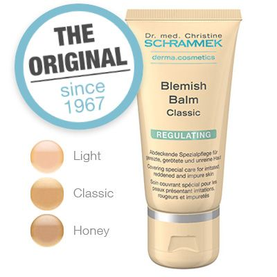 The texture with panthenol and bisabolol calms reddened skin. Especially developed for irritated, large-pored and impure skin. Redness and impurities subside more quickly and can perfectly be covered with the respective colour shade according to the individual skin tone. The BB Cream has a soft matting effect and leaves a pleasant, non-greasy skin feeling. Available in 3 different colour shades.