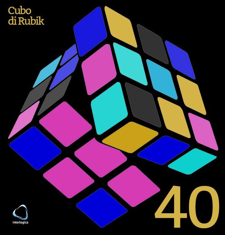 #cubodirubik #cubo #rubik #quaranta #ernorubik