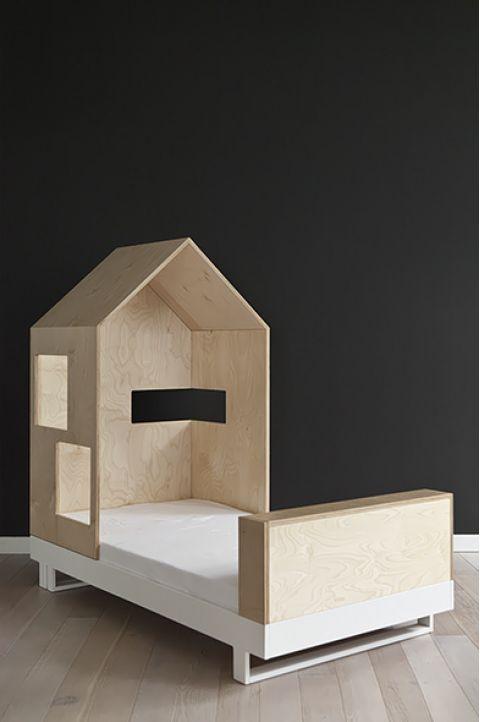 Great Roof Collection Toddler Bed @babybottega