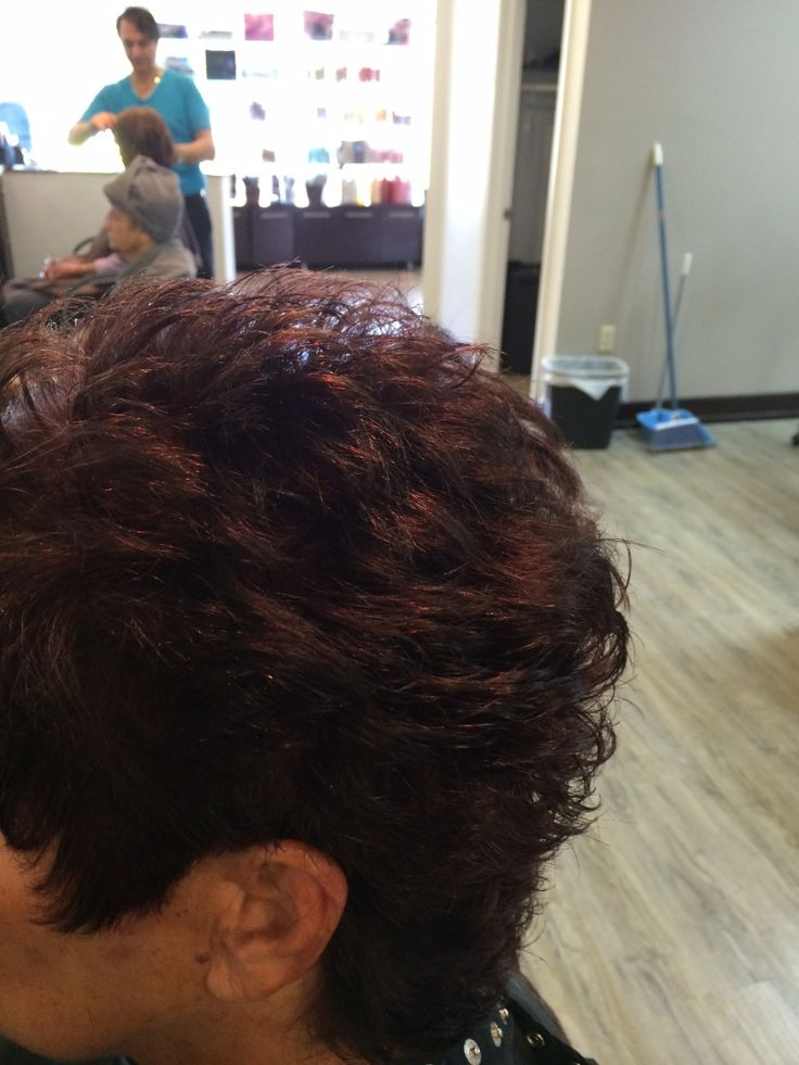 Love this redken color haircut and color by Debbie