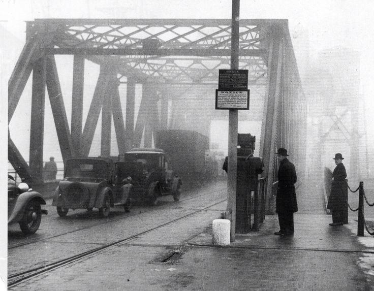 Fog at Four Bridges.
