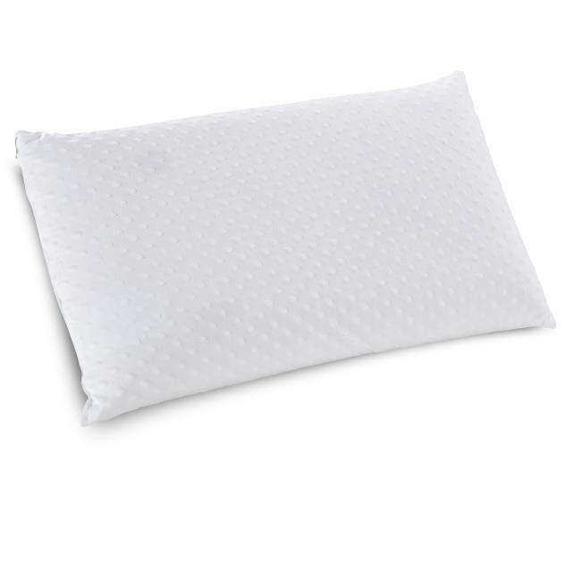 Caress Plush Latex Foam Pillow
