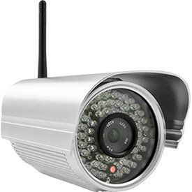Smarthome 75791 Insteon Wireless Outdoor IP Security Camera with Night Vision, Silver. Details at http://youzones.com/smarthome-75791-insteon-wireless-outdoor-ip-security-camera-with-night-vision-silver/