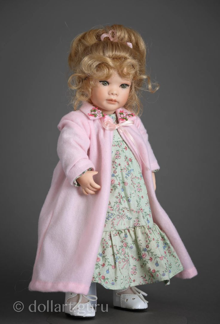Ivorie (Special Edition). Фарфоровая кукла Линды Стил | Doll Art Guru