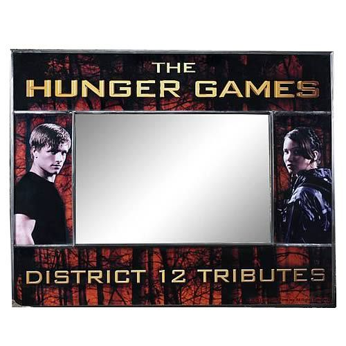 Hunger Games Movie District 12 Frame and Mirror - NECA ...