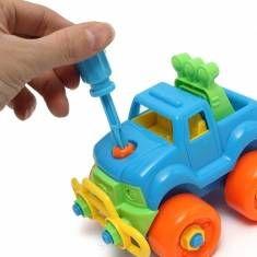 #Banggood Рождественский подарок для ребенка разборка сборка классический автомобиль игрушки (1028567) #SuperDeals
