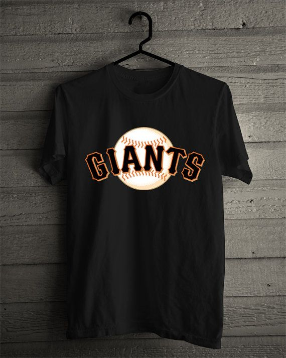 San Francisco Giants Logo tshirt for men and women by Starttliving