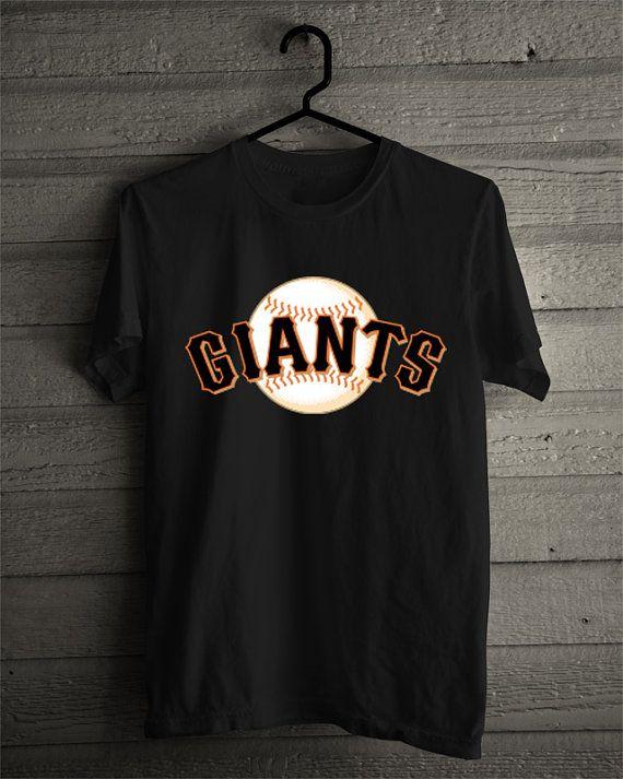 San Francisco Giants Logo tshirt for men and women by Starttliving