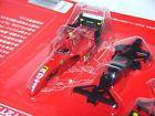 KYOSHO 1:64 Ferrari 412T2 #27 Jean Alesi (1995), Diecast miniature car kit JAPAN - hobbies-toys.gosh...
