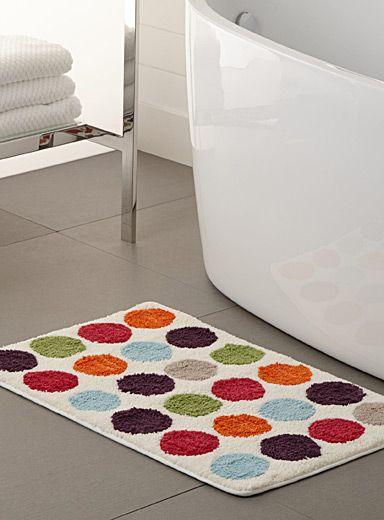 Shop Printed Pattern Bath Rugs U0026 Bath Mats Online In Canada | Simons