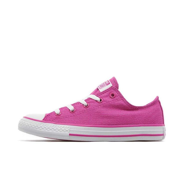 Converse All Star Oxford Sparkle Children - Shop online for Converse All  Star Oxford Sparkle Children with JD Sports, the UK\u0027s leading sports  fashion ...