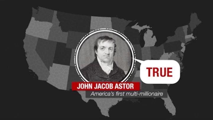 America's first multi-millionaire amassed his wealth with real ...