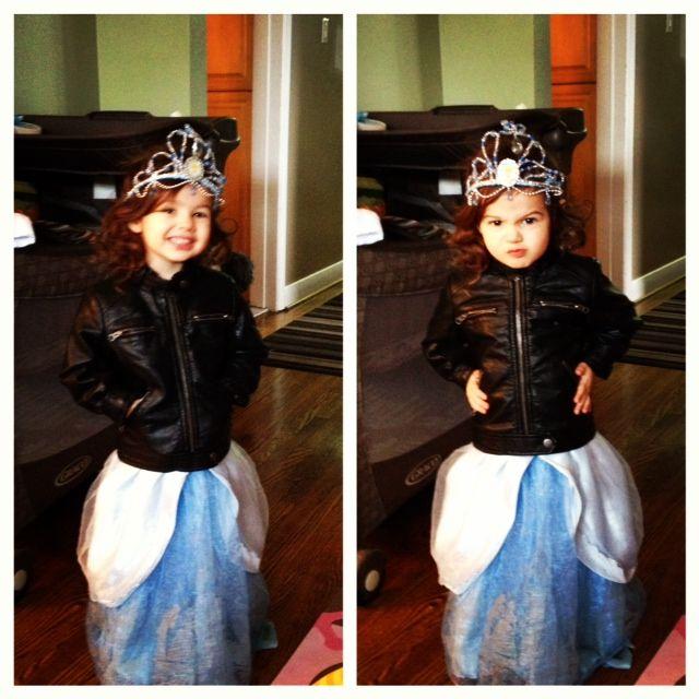 My Little Biker Princess