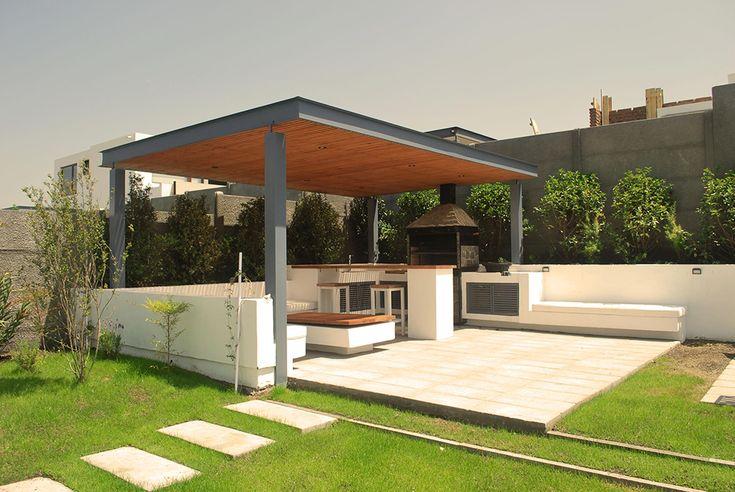 Quincho ML L2R arquitectos