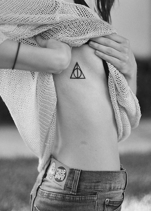 Deathly Hallows. Finders Keepers.