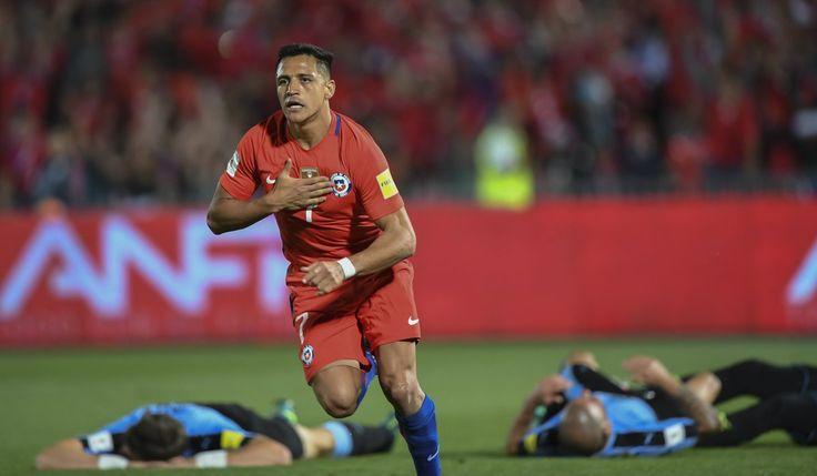 @Chile #Alexis vuelve a hacer vibrar a la hinchada de #LaRoja #9ine