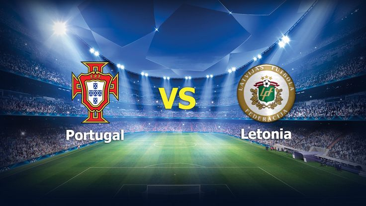 Ver Portugal vs Letonia en vivo online Eliminatorias Rusia 2018