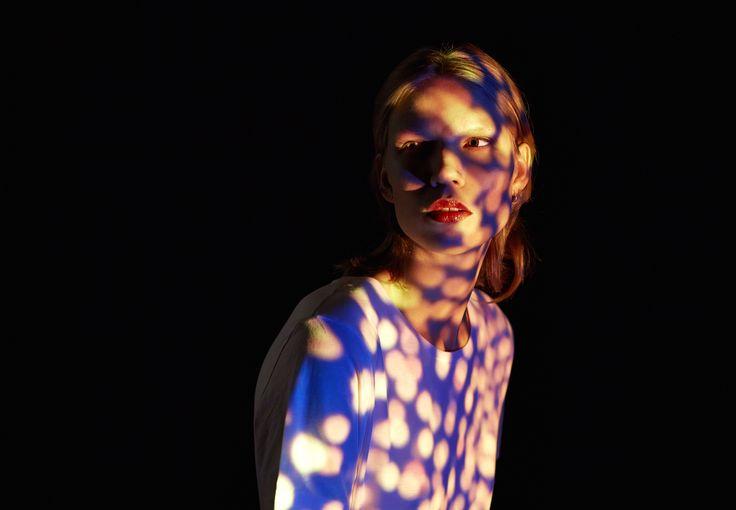 Projections - Mads Perch Photography Art Direction Gemma Fletcher