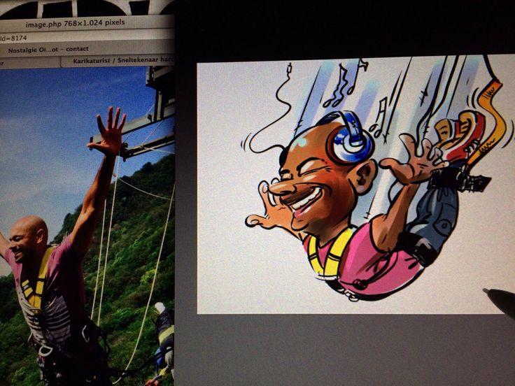 Caricature webshop