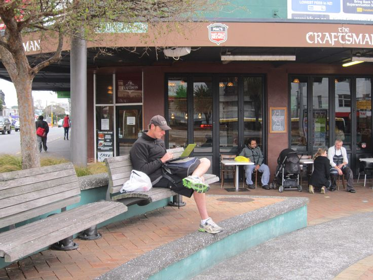 Wellington nz cafes and shops the place to relax