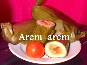 NCC Jajan Tradisional Indonesia Week: Arem - arem