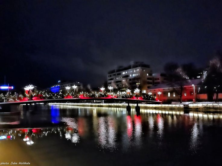 Turku Finland 7.12 - Juha (@sademiess) | Twitter