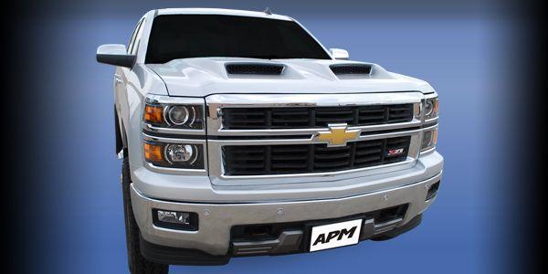 2014 Chevy Silverado 1500 ram air hood