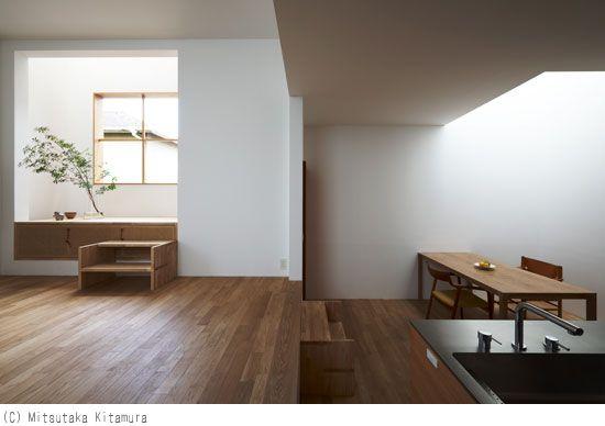 二子新地の住居 House in Futakoshinchi 2010_07