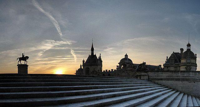 Château de Chantilly © Panoramas