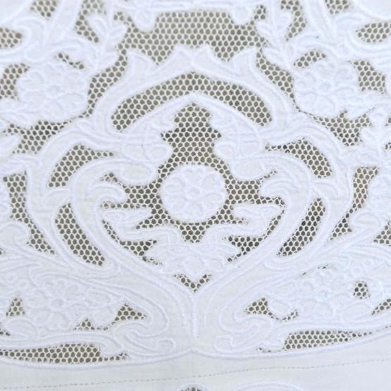 Les 25 meilleures id es concernant rideaux brise bise sur pinterest brise b - Heytens voilage pret poser ...