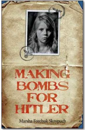 LibrisNotes: Making Bombs For Hitler by Marsha Skrypuch