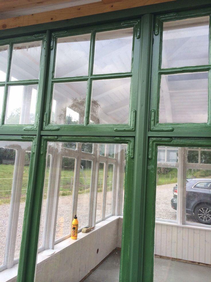 bra fönster
