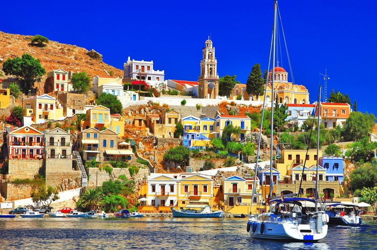Sailing to Symi island  www.callgreece.gr