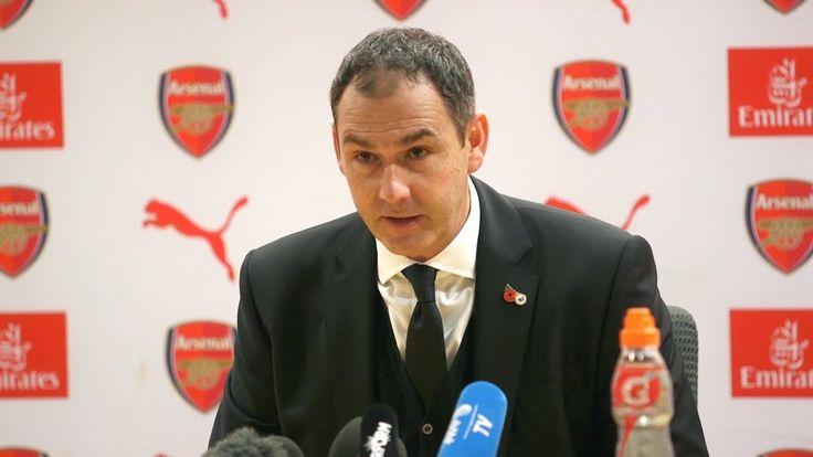 awesome Arsenal 2-1 Swansea City - Paul Clement Full Post Match Press Conference - Premier League