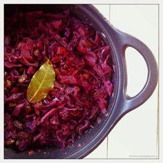 Aranka's Kookblog | Gestoofde Rode Kool, met Appel, Rozijnen en Kaneel | Aranka's Kookblog