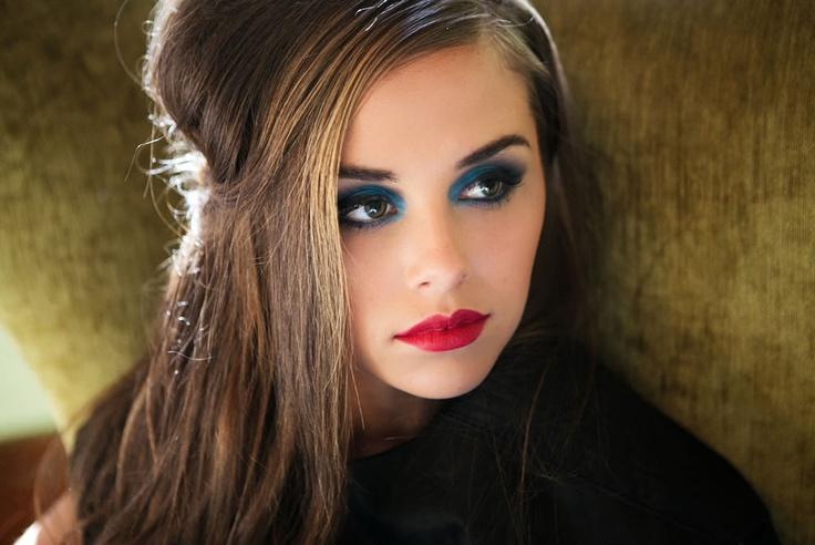 makeup - Model Melanie