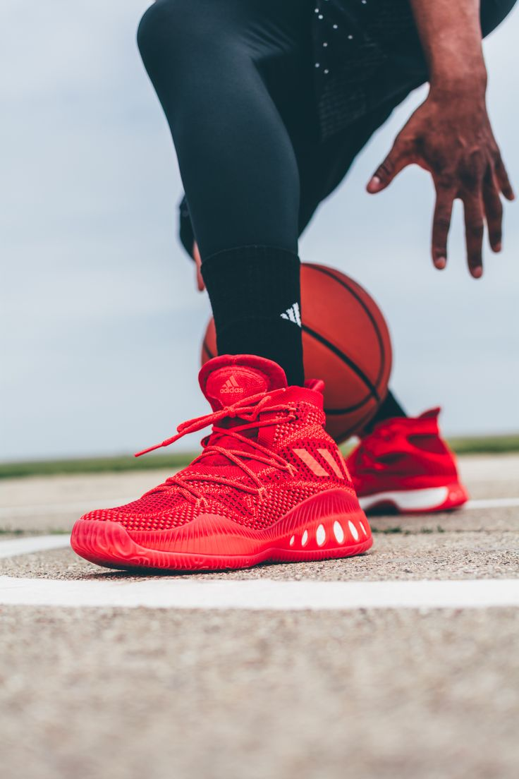 Designed with elite athletes in mind, the adidas Crazy Explosive is built for the game's most explosive players.