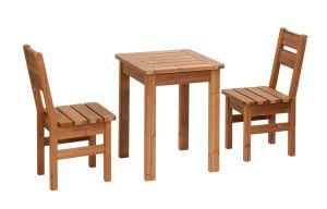 Dřevěný zahradní nábytek PROWOOD z ThermoWood - SET S2