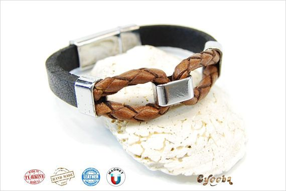 Hey, I found this really awesome Etsy listing at https://www.etsy.com/listing/571073477/leather-bracelet-men-mens-jewelry-women