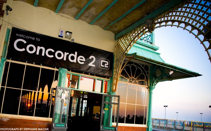 Concorde 2 Night Club #Brighton and Live Music Venue