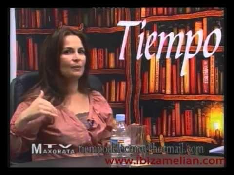 Entrevista a Ibiza Melián por el libro La cominicación Política del Siglo XXI (14/04/2011) - YouTube