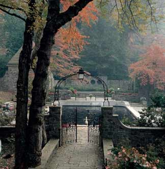 Near MD/PA/DC - Gardens at Winterthur Museum and Gardens in New Castle County Delaware.