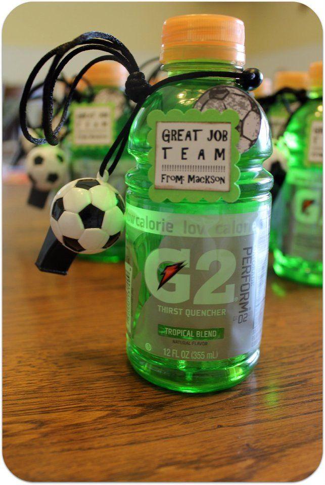 Soccer Treats
